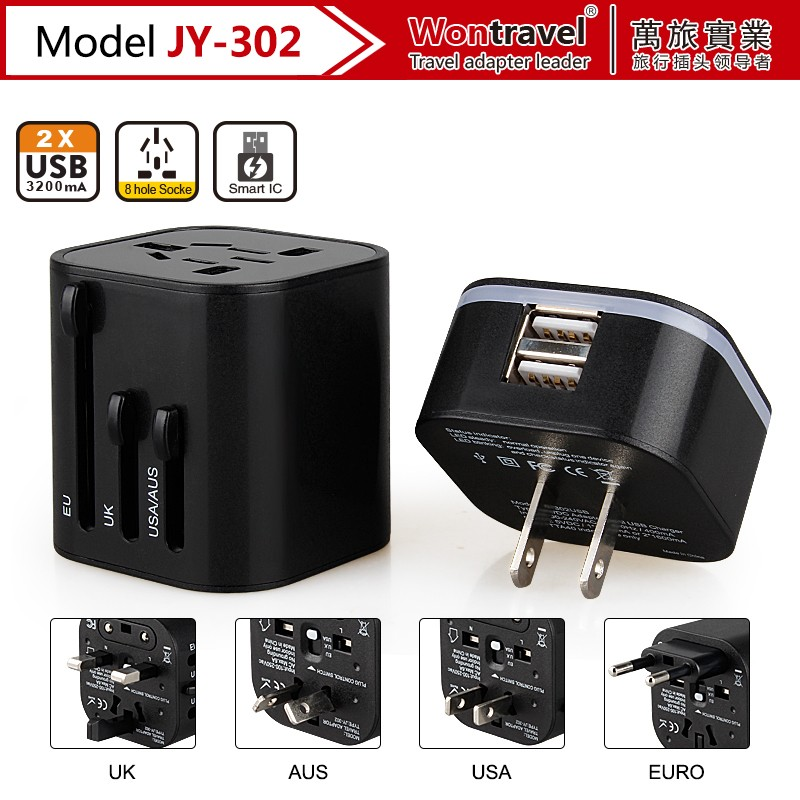 USB Plug Home Wall Quick Travel Charger Micro USB Wall Charger AC Adapter