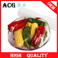 Fruits and vegetables hand pe stretch film for wrapping food
