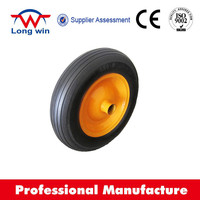 "Hot Selling 10"" Solid Rubber Wheels"