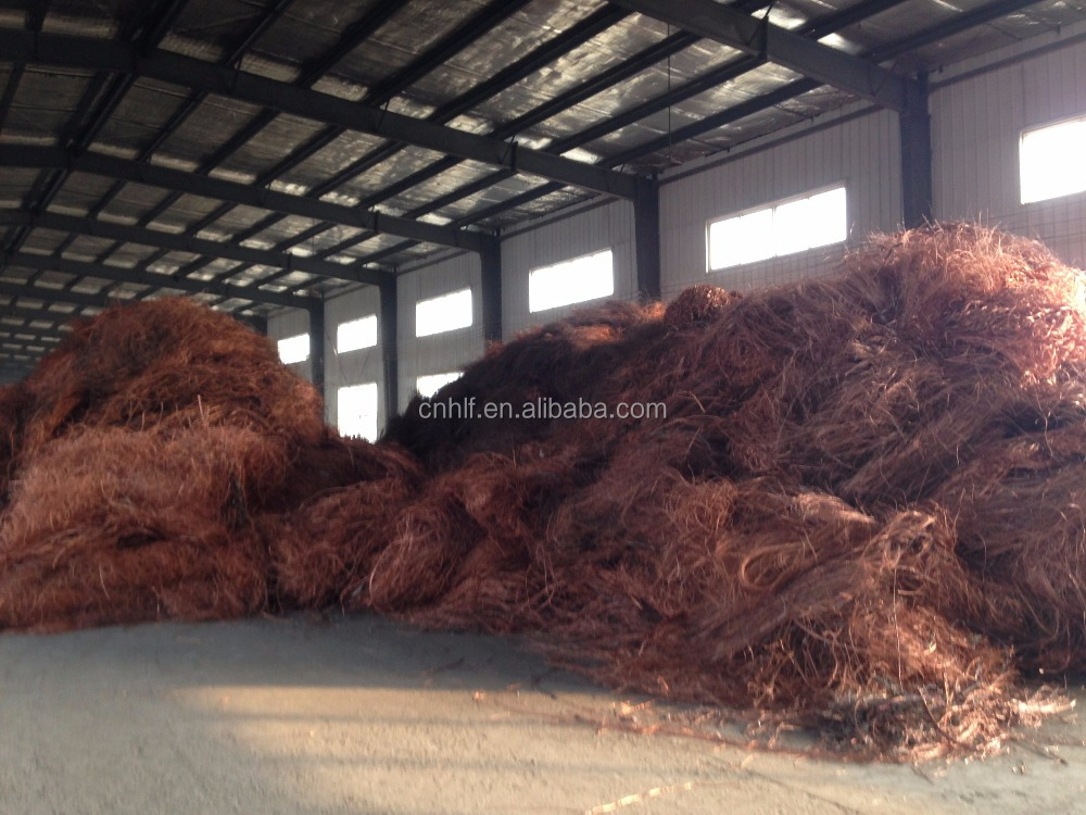 99.99% Purity Copper Wire scrap/ bare bright coppercopper scrap wire 99.9% Purity Copper Wire scrap/ bare bright copper scrap