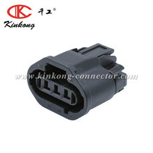 3 hole female sealed type automotive electrical connectors