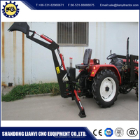 Supply 2016 Cheap 80HP 4WD Farmer wheeled Tractor
