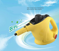 1000W multifunction handheld portable steam cleaner for cars/floor/window/carpet/garment/kitchen as seen on TV