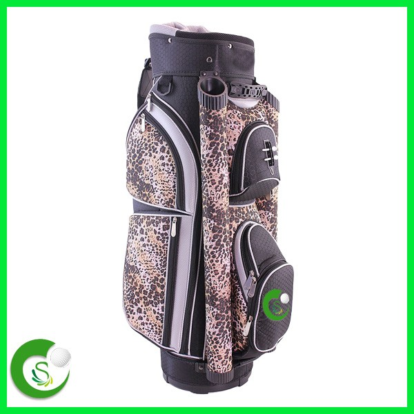 Fashion Golf Cart Bag For Ladies