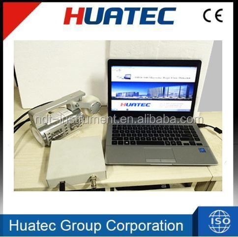 HRD-100 Steel wire rope test, ultrasonic wire rope flaw detector