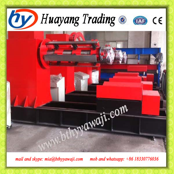 Brand new steel slitting machine with CE certificate