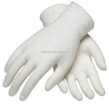 Medical Latex Gloves of lightly powder