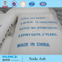 soda ash light and dense prices china
