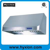 48 inch Chinese heavy duty stainless steel kitchen hood with low prices
