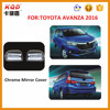 Best selling products in philippines chrome abs door mirror cover for automatic cars avanza toyota avanza parts