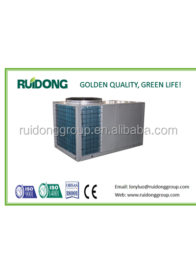 Rooftop split unit,R407C /R22, air central condition