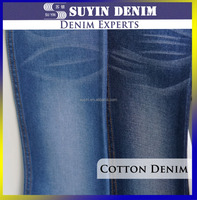 cotton denim wholesale shirting fabric made in china