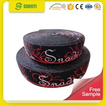 Oeko-Tex cheap pattern jacquard elastic tape
