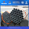 hollow iron pipe hollow box section ASTM A53 Gr.B, hot dipped galvanized steel pipe price