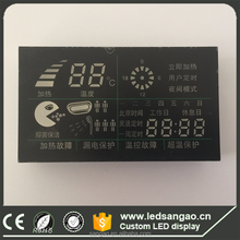 rental P10 car sign/window sign led display for moving text/Customized LED Display