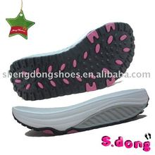 Rubber and EVA Mixed Shoe Sole