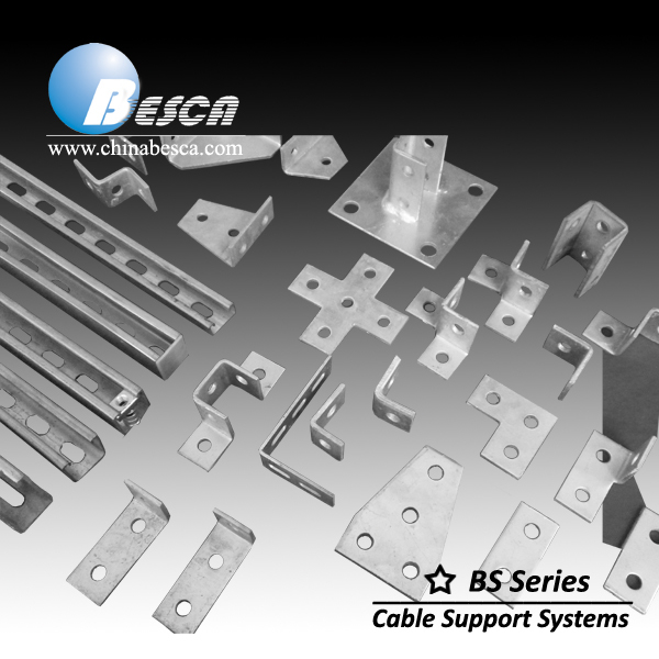 Galvanized Steel Unistrut Channel Accessories