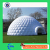Outdoor camping inflatable clear air dome tent new design inflatable dome tent for sale