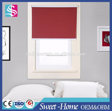 High Quality Sun Protection Curtain Decorative Roller Blinds Pulls