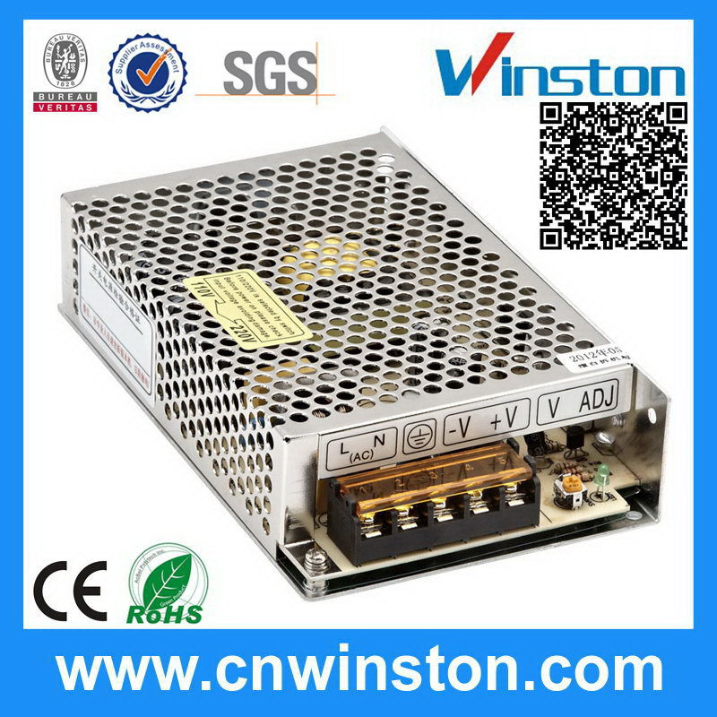 S-75-24 75W 24V 3.2A excellent quality OEM 24V industrial power supply