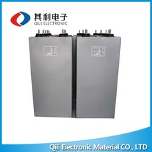 Special application standard type high capacity pulse capacitor