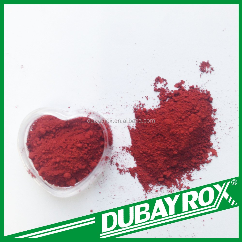 Roof Tile Red Iron Oxide Pigment Red 101