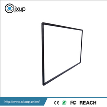 "42"" 55"" 65"" 84"" to 110"" black aluminum multi touch screen frame for TV LED LCD monitor"