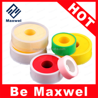 100% PTFE thread seal tape for Sanitary & water pipe tape