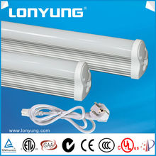 canadian patent natural white 4500k t8 led integrated tube light 18w