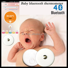 Best Digital BLE 4.0 Baby Thermometer - Accurate Internal Temperature for Kids, Babies, Infants and Adults