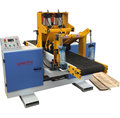Thin cutting resaw band saw