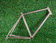 Titanium Touring Cyclocross Bike bike bicycle frame CX FRAME with disc brake