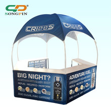 Christmas Big party event outdoor steel food kiosk tent