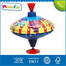 New Product Tin Spinning Top Toy,Metal Spinning Top AT11729