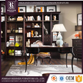Modern foshan home furniture executive office furniture set , modern solid wood furniture set