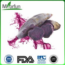 Organic purple sweet potato extract p.e sweet potato anthocyanin extract With Good Quality