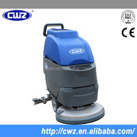 Small Type Walk Behind Floor Dry Cleaning Machine