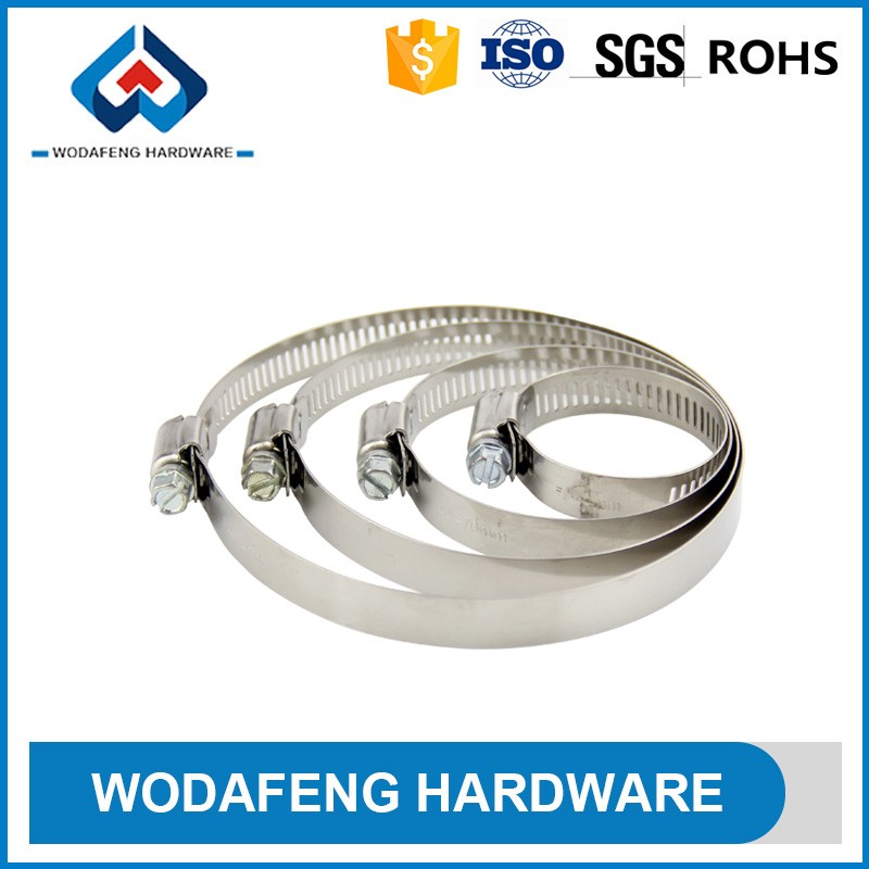 American type safety radiator fashion single ring hose clamp