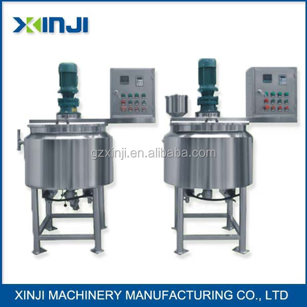 honey bee processing equipment mixing tank