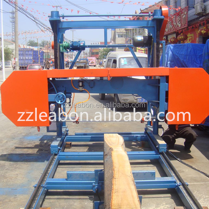 Most Popular High Efficient Portable Swing Blade Sawmill for Sale