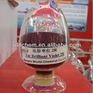 Vat Red 15/Vat dye Bordeaux 2R synthetic organic dyestuffs