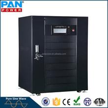 Pure sine wave 3 phase dc to ac 40KVA off grid inverter