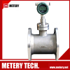 Pulse output asphalt flow meter sensor 4-20ma Metery Tech.China