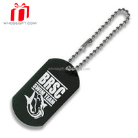 Pet Shape Anodized Aluminum Pet Id Dog Tags Wholesale Custom Military Dog Tags Aluminum Plate Metal Lapel Name Tag Manufacture