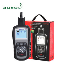 Autel MaxiLink ML619 Car Vehicle Diagnostic Fault Code Reader Tool Obdii Eobd Scanner MaxiLink ML 619