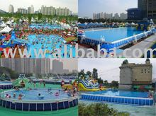 looking for AGENT of PORTABLE BIG WATERPARK