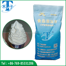 Ice cream stabilizer, anti emulsification thickening agent, cold drink stabilize