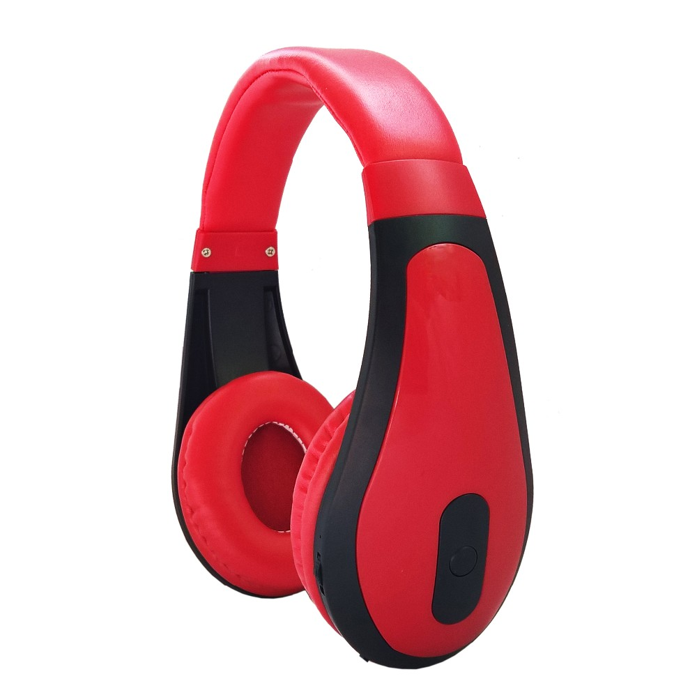 Colourful Music Hi-Fi Rank Wireless Headphones