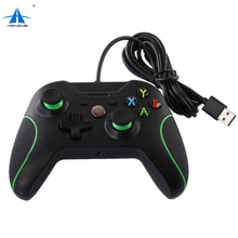 USB Wired game Controller gamepad For Microsoft Xbox One for PC Windows 7/8/10