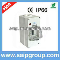 2013 new on-off switch box 56CB4N IP66